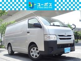 トヨタ ハイエースバン DX 冷蔵冷凍車 冷蔵冷凍車 冷凍-7℃