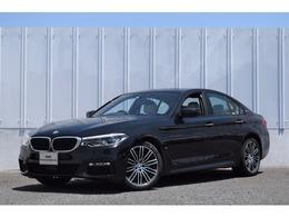 BMW 5シリーズ 530e Mスポーツ 認定中古車 ホワイト革 純ナビ ACC 19AW