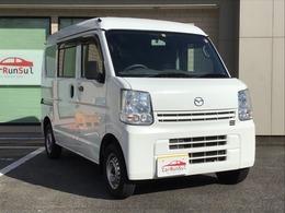 マツダ スクラム 660 PA ハイルーフ 5AGS車 ナビ・ウィンドフィルム装着車!