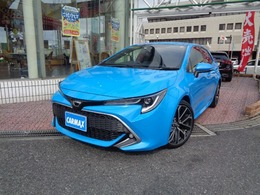 トヨタ カローラスポーツ 1.2 G Z トヨタセーフティセンス・9インチナビ