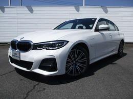 BMW 3シリーズ 330e Mスポーツ 禁煙ワンオーナー当社デモカー黒レザー18AW