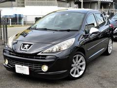 プジョー 207SW の中古車 GTi 兵庫県宝塚市 55.0万円