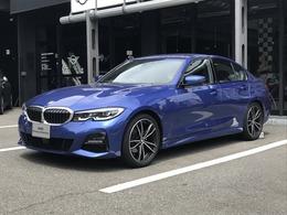 BMW 3シリーズ 320d xドライブ Mスポーツ ディーゼルターボ 4WD ACCコンフォートPKGデビューPKG