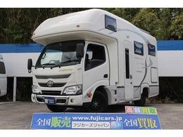 トヨタ カムロード ナッツRV クレソンボヤージュ タイプX NoxPM適合 ディーゼルターボ4WD FFヒーター