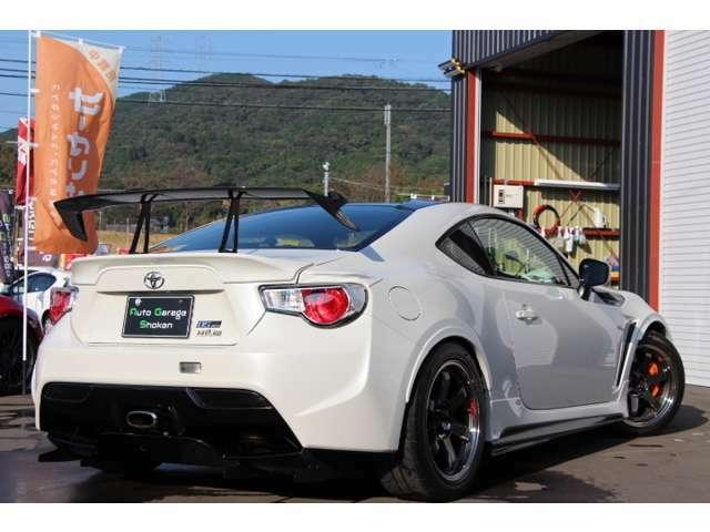 Auto Garage Shokenの自慢の高品質目玉車が入庫いたしました!!詳しい車両詳細等はお気軽にお問い合わせください!!