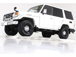 トヨタ ランドクルーザー70 4.2 ZX ディーゼル 4WD NOX/PM解除済 ワンオーナー デフロック付