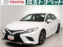 トヨタ カムリ 2.5 WS レザーパッケージ 本革・サンルーフ・フルセグ・Bカメラ