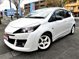 トヨタ ヴィッツ 1.5 RS G's スマートパッケージ ワンオーナー/ステアリング新品/TRDアルミ