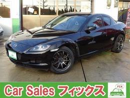 マツダ RX-8 ベースモデル 新品エンケイ18AW PF09 新品タイヤ
