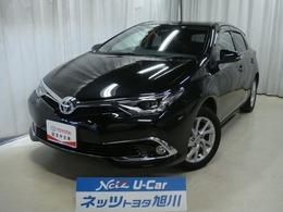 トヨタ オーリス 1.5 150X Sパッケージ 4WD ワンオーナー・TSS・