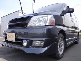 トヨタ グランドハイエース 3.4 リミテッド エクセレントエディション ドラレコ 左パワスラ ツインムーンルーフ