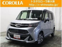 トヨタ タンク 1.0 カスタム G ナビ TV LED ETC バックカメラ