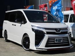 トヨタ ヴォクシー 2.0 ZS 両側電動Sドア・Bluetooth対応ナビ・エアロ