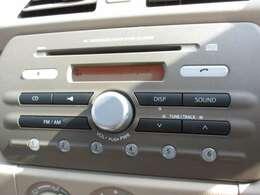 ■純正オーディオ■ラジオ/CD装備です!