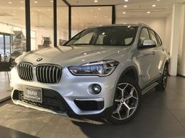 BMW X1 sドライブ 18i xライン Fシートヒータ18AWコンフォ-トPKGLEDライト