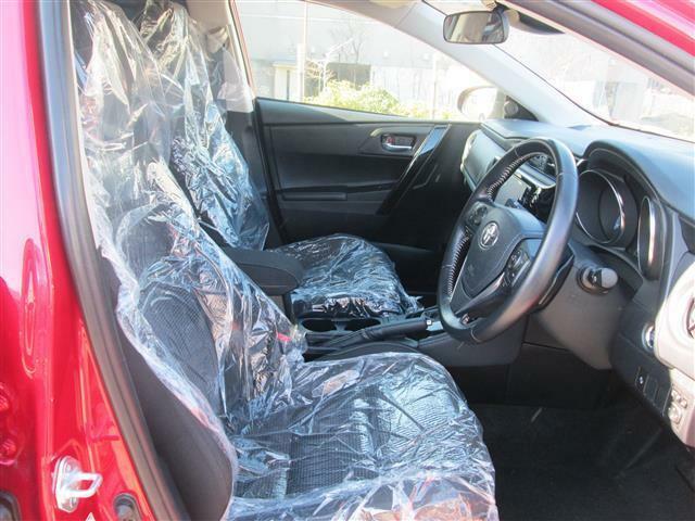 ◎運転席周りもゆったりスペースですね!!