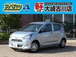ダイハツ ミライース 660 L SAIII 届出済未使用車軽自動車