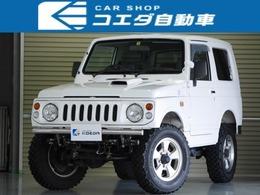 スズキ ジムニー 660 ランドベンチャー 4WD リフトアップ・エアコン・パワステ