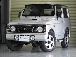 スズキ ジムニー 660 XLリミテッド 4WD ETC・アルミホイール・エアコン