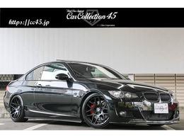 BMW 3シリーズクーペ 335i Mスポーツパッケージ 後期7速DCT ARQRAYマフラー BLITZ車高調