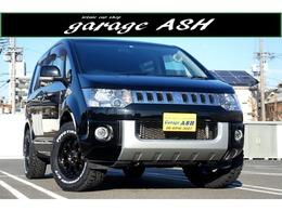 三菱 デリカD:5 2.4 G パワーパッケージ 4WD 両側電スラ新16AW新タイヤメモリーナビ4WD