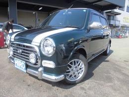 ダイハツ ミラジーノ 660 ミニライトスペシャル 禁煙車 ルーフホワイト塗装