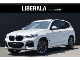 BMW X3 xドライブ20d Mスポーツ ディーゼルターボ 4WD ACC ハイラインPKG インテリSFT HUD 純19AW