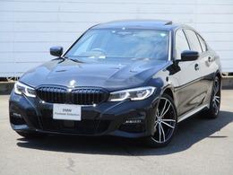 BMW 3シリーズ 320d xドライブ Mスポーツ ディーゼルターボ 4WD レーザーライト ACC HUD サンルーフ 19AW