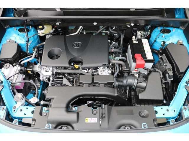 2.0Lダイナミックフォースエンジン!優れた低燃費を実現しております!
