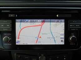 EV専用ニッサンコネクトナビゲーション 充電スポットの検索や目的地の設定などEV専用機能も使いやすく、iPhoneを大画面で直接操作できるApple CarPlayにも対応してます。