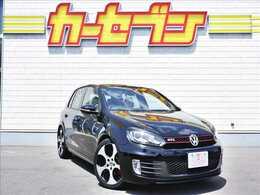 フォルクスワーゲン ゴルフ GTI 黒レザーシート/社外ナビ/Bカメラ
