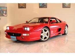 フェラーリ F355 ベルリネッタ 1995年モデル 6MT タイベル交換済み