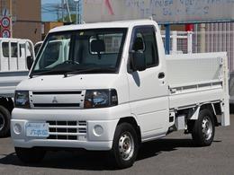 三菱 ミニキャブトラック 4WD 垂直ゲート付 エアコン パワステ