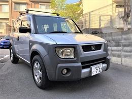 ホンダ エレメント 2.4 4WD ルーフキャリア ETC