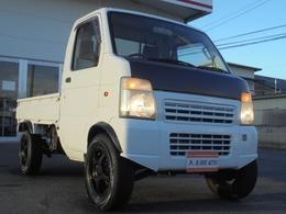 スズキ キャリイ 660 KCエアコン・パワステ 3方開 4WD 走行距離無制限 2年間保証