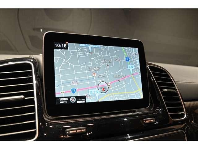 純正HDDナビゲーションシステム搭載車両でございます♪
