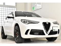 アルファ ロメオ ステルヴィオ の中古車 2.9 V6 ビターボ クアドリフォリオ 4WD 東京都練馬区 920.0万円