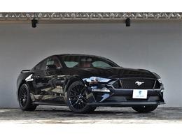 フォード マスタング GT プレミアム 6MT コンビレザーシート