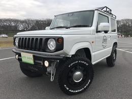 スズキ ジムニー 660 XL 4WD KLCコンプリートカ- Heritage仕様 禁煙車