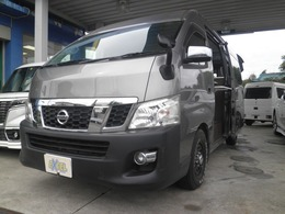 日産 NV350キャラバンマイクロバス 移動販売 キッチンカー 移動販売88ナンバー公認車