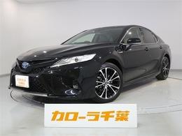 トヨタ カムリ カムリ WS レザーパッケージ
