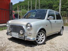 ダイハツ ミラジーノ1000 1.0 4WD 1000ccエンジン・ブラックレザーシート