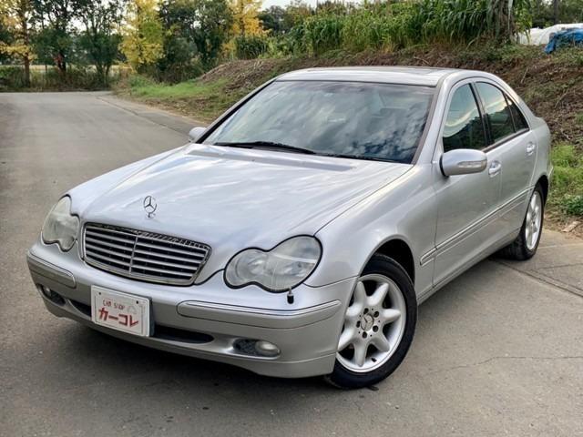平成14年式 メルセデスベンツ C240 入庫しました。 株式会社カーコレは【Total Car Life Support】をご提供してまいります。http://www.carkore.jp/