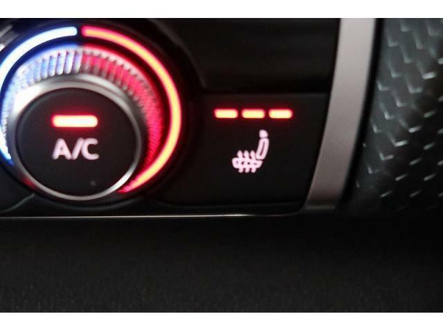 【シートヒーター】冬場には欠かせない装備!3段階の温度調整が可能で快適にご使用頂けます。ぜひご体感下さい。