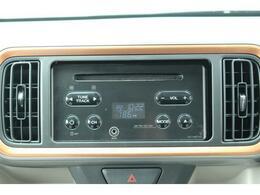 CDプレイヤーが付いています!お好きな音楽を聴きながらドライブに出掛けてみてはいかがでしょう♪