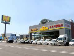 大型店ならではのたくさんの在庫でお探しのお車もきっと見つかります^^