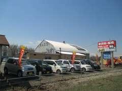 芽室町国道38号線に面した大きな看板が目印のお店です!芽室ICを降りて車で15分程で着きます♪