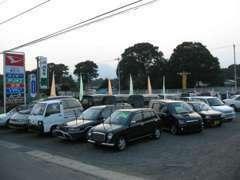 お車の販売・修理・整備であれば、是非当店へ!