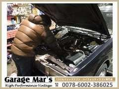 旧車だからこそ、全車しっかりと整備しております!