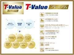 ミディアムクラス以上のトヨタ車を対象として、T-Valueに、さらに厳しい7項目の基準をプラスして厳選した高品質中古車!!